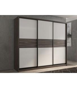 3-дверный шкаф купе Кааппи-11 ✅ Орех Тьеполо