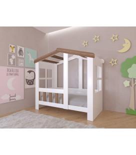 кровать Астра домик