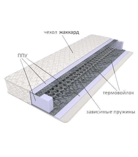 матрас Астра Стандарт 1900-1200-170 мм