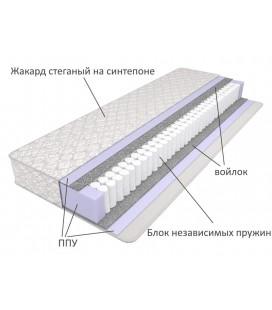 матрас Астра Стандарт Плюс 1600-800-150 мм