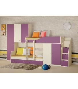 двухъярусная кровать Лео СТ