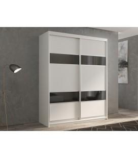 шкаф купе Кааппи-7 ⭐ Белый бриллиант